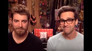 Rhett and Link ('Good Mythical Morning'): Our friendship 'could end at any moment!' | GOLD DERBY