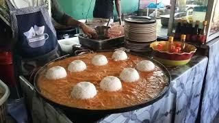 Nasi lemak telur bungkus WARUNG BUNIAN