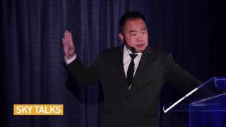 SKY TALKS: Daniel Goh - The Challenges of Air Cargo Screening (NUCTECH)