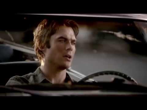 Bonnie And Damon Scenes {6x03}