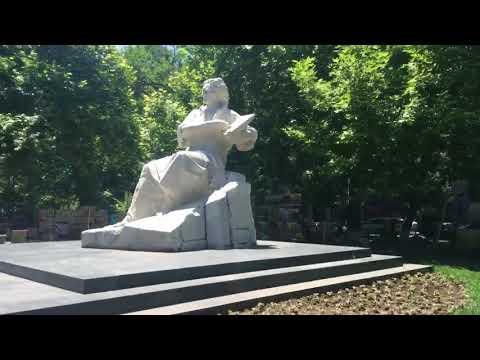 Alexander Tamanyan Park, Yerevan, Armenia