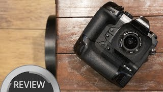 OLYMPUS OM-D E-M1X -  First Impressions and Hands-On Review