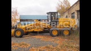 Автогрейдер ДЗ-98(Отправка грейдера ДЗ-98 заказчику с цеха. Проверка работоспособности отвалов, перед погрузкой на ж/д платфор..., 2016-10-14T11:07:22.000Z)