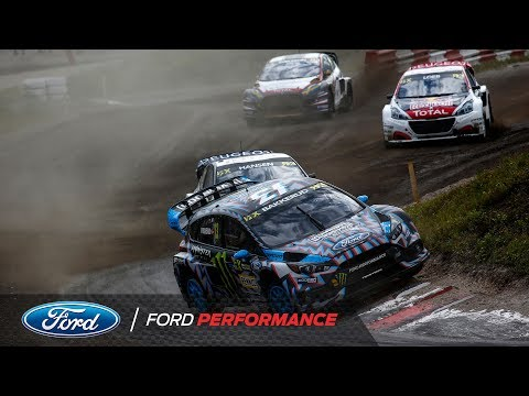 2017 FIA World RX Round 7: Sweden Broadcast Replay | Ford Performance
