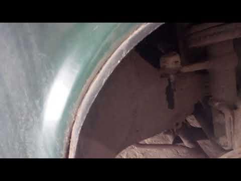 Стук в подвеске замена рулевого наконечника ваз 09  ваз 14