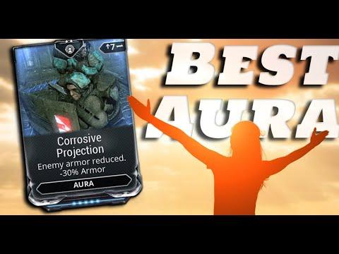 Warframe | Corrosive Projection And Effective Health (AKA The Best Aura Mod)