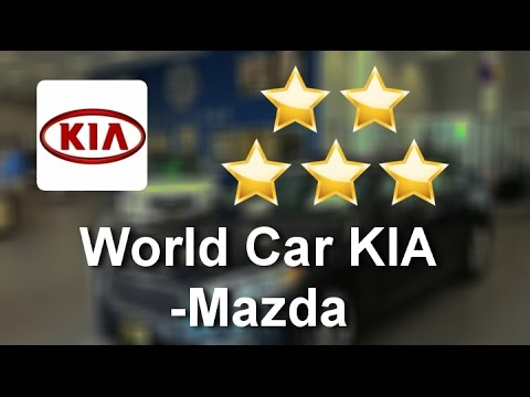 world car kia mazda new braunfels remarkable 5 star review by cynthia t youtube. Black Bedroom Furniture Sets. Home Design Ideas