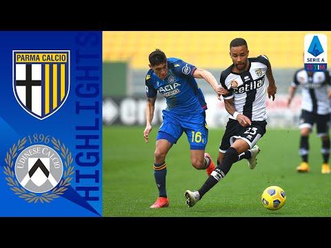 Parma 2-2 Udinese | Pareggio in rimonta dell'Udinese a Parma | Serie A TIM
