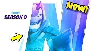 *NEW* FORTNITE SEASON 9 TEASER EXPLAINED! THE FUTURE IS UNKNOWN.. (SEASON 9 TIER 1 SKIN) Fortnite BR