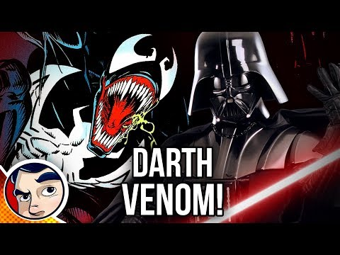 Venom As Darth Vader? Superheroes in Sci Fi Movies! - Benny Experiment