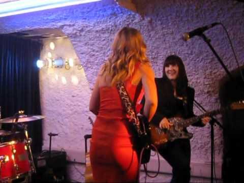 Ruf's Blues Caravan 2011 - Live Muddys Club Weinheim - Cassie Taylor, Samantha Fish, Dani Wild