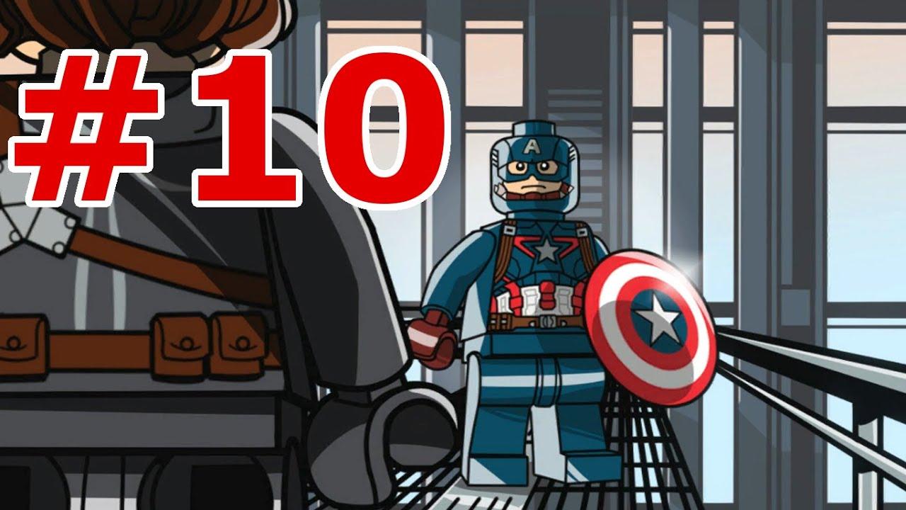 LEGO Marvel's Avengers Walkthrough - Part 10 (Lack of ...