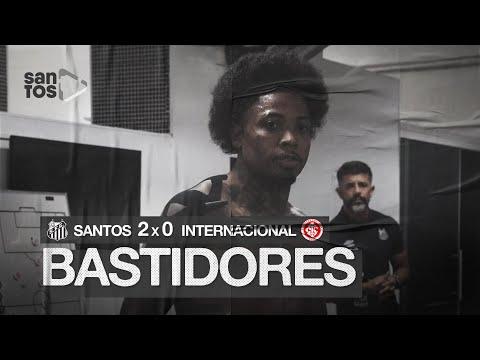 SANTOS 2 X 0 INTERNACIONAL  | BASTIDORES | BRASILEIRÃO (14/11/20)