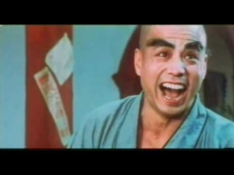 Kung Fu vs. Yoga -- The angry monk