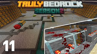 It's TOO FAST For The Storage System! | Tricking Silentwisperer | Truly Bedrock S2 E11