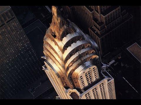 Art Deco-style skyscraper: The Chrysler Building - VintageTV