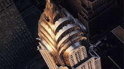 Art Deco-style skyscraper: The Chrysler Building - VintageTV