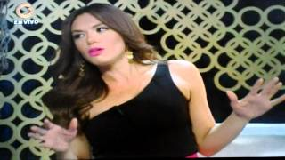 Cachetada a Globovisión en Sabado en la Noche (Audio Original)