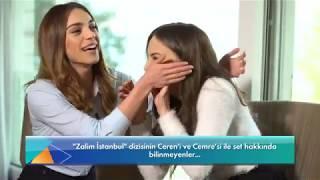 Cemre ve Ceren ile Zalim İstanbul Setinden Keyifli Röportaj - Set Ekstra -Ekranda'da!