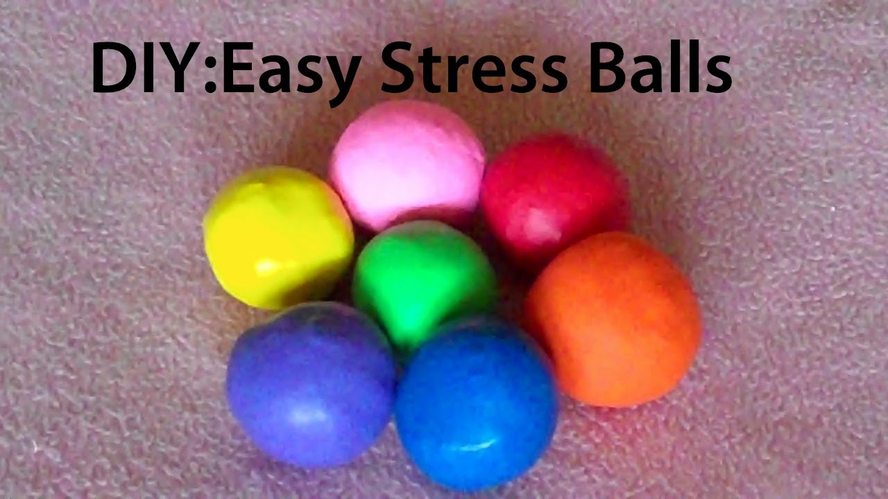 How to Make a Stress Ball images