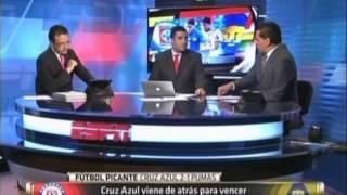 Analisis del CRUZ AZUL vs PUMAS -- J17 C2014