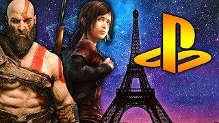 Paris Games Week 2017 Sony PlayStation PS4 Press Conference Reaction!