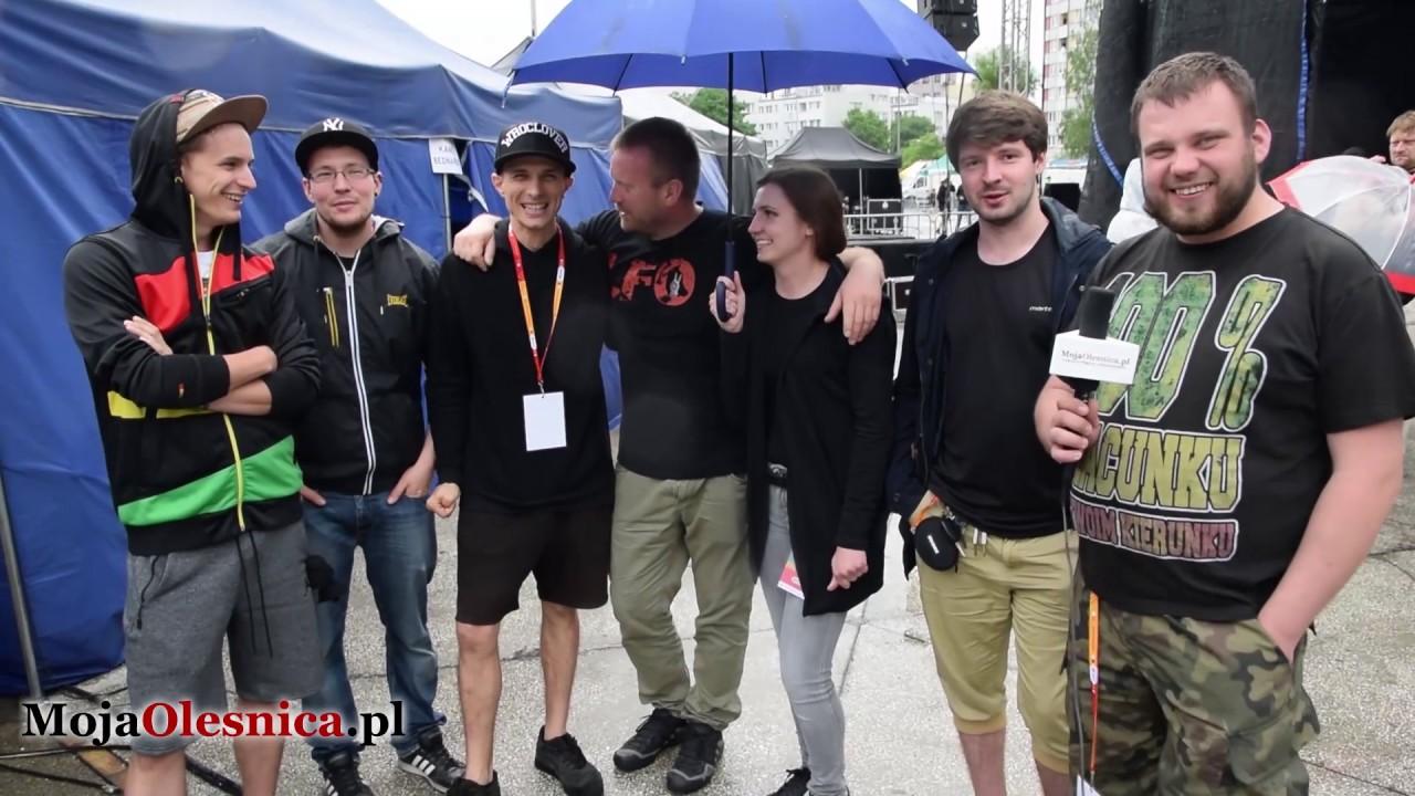4.06.2017 Dni Oleśnicy – Bassalog, Bethel i Kamil Bednarek