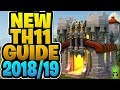 WHAT TO DO FIRST AT TH11 - Let's Play TH11 Ep.1 -