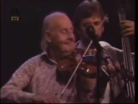 Martin Taylor and Stephane Grappelli - Live at Montreal Jazz Festival 1984