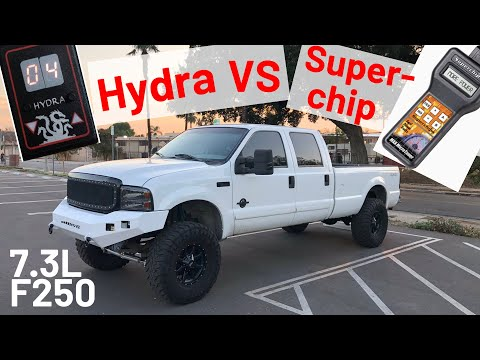 hydra-vs-stock-vs-superchips-0-60-|-7.3-powerstroke-0-60-tests-before-and-after-hydra-chip