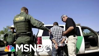 Donald Trump Announces Mass Immigration Raids Ahead Of Reelection Kickoff | Velshi & Ruhle | MSNBC