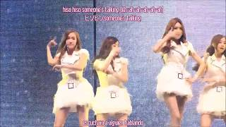 [LV] Girls' Generation - Galaxy Supernova [Sub Español - Kanji - Romanización]