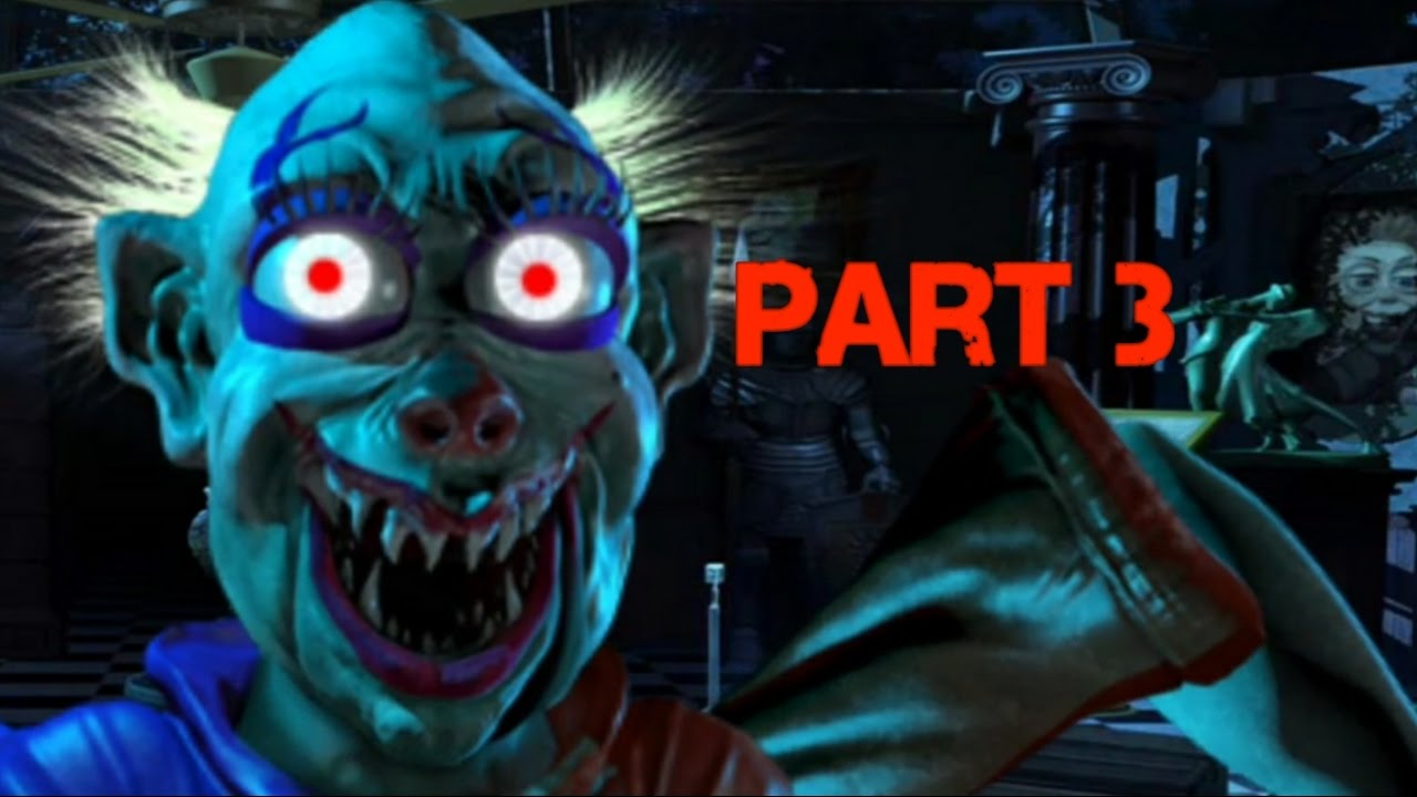 Zoolax Nights Evil Clowns Walkthrough Gameplay Part 3  I