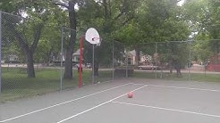 Ashworth Holmes Park Basketball Court