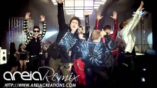 Download 2PM - Hand's Up (areia remix) MP3 song and Music Video