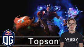 OG.Topson & Arteezy  -VS-  Yawar & Xcalibur  - Ranked Match - OG Dota 2.