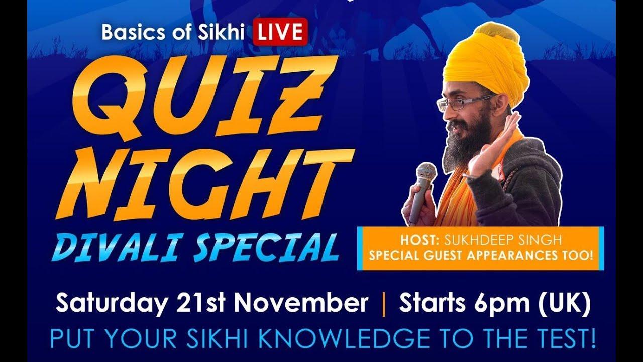 Basics Of Sikhi 5th Quiz Night Live