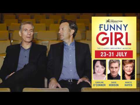 The Production Company's 2016 Season – Funny Girl & Curtains