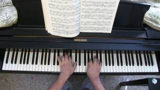 BACH: Fugue in D Major, WTC 2 (BWV 874)