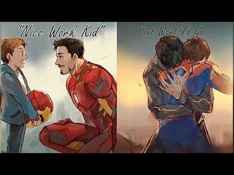 Avengers : Infinity War All Deaths (Emotional).