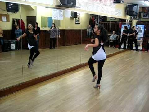 Justine Rodriguez - Ladies Salsa Styling Workshop - Lorenz Dance Studio