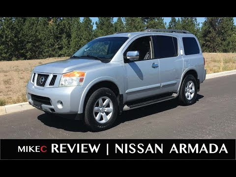 Nissan Armada Review | 2005-2015 | 1st Gen