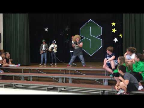 More Cowbell- Shongum School Variety Show 2016