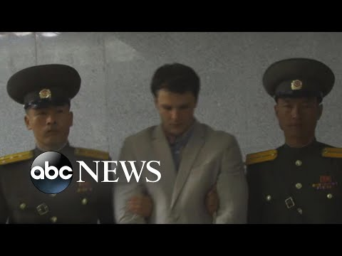 Thumbnail: What happened when Otto Warmbier was detained in North Korea: Part 2