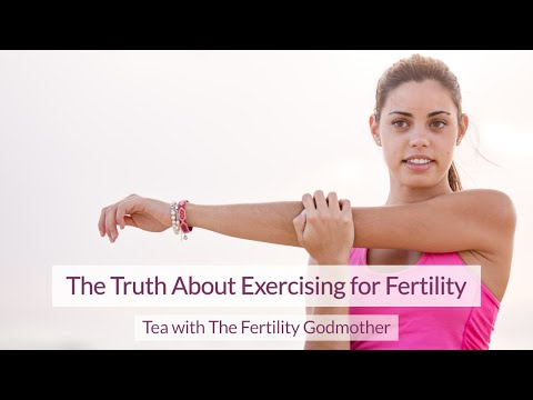The Truth About Exercising for Fertility