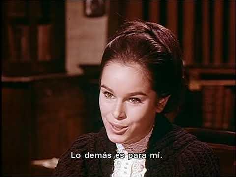 Test de cámara de Geraldine Chaplin para