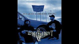 DMG & Daddy V - It's Just A Ghetto Thang (1997) [FULL ALBUM] (FLAC) [GANGSTA RAP / G-FUNK]