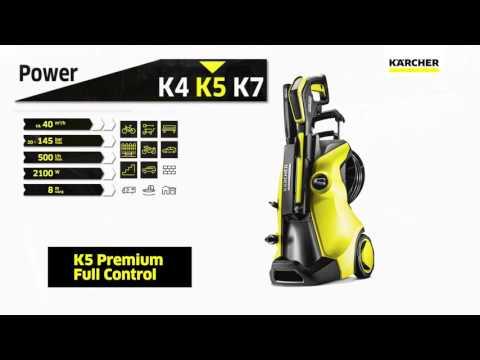 K rcher k5 premium full control youtube - Karcher k5 premium full control ...