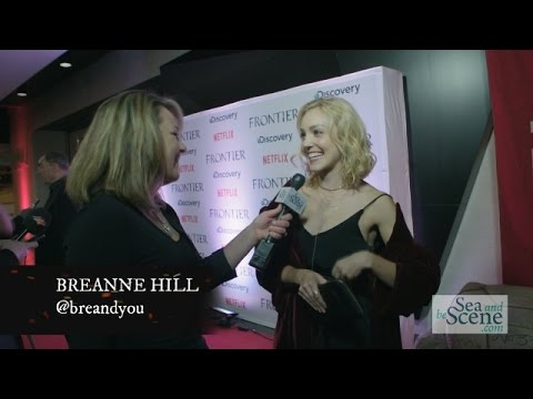 SABStv FRONTIER Premiere With BREANNE HILL