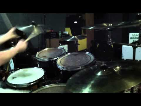 Opeth - Beneath the Mire (drum cover)